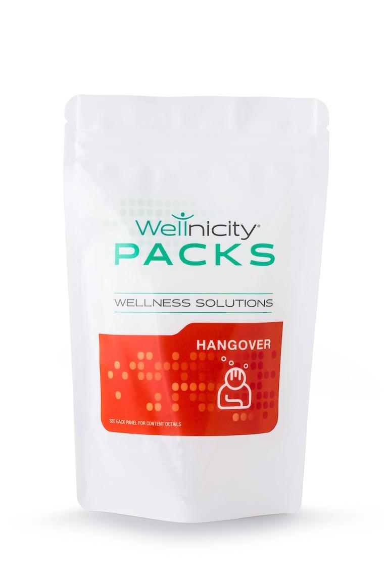 wellnicity hangover pack