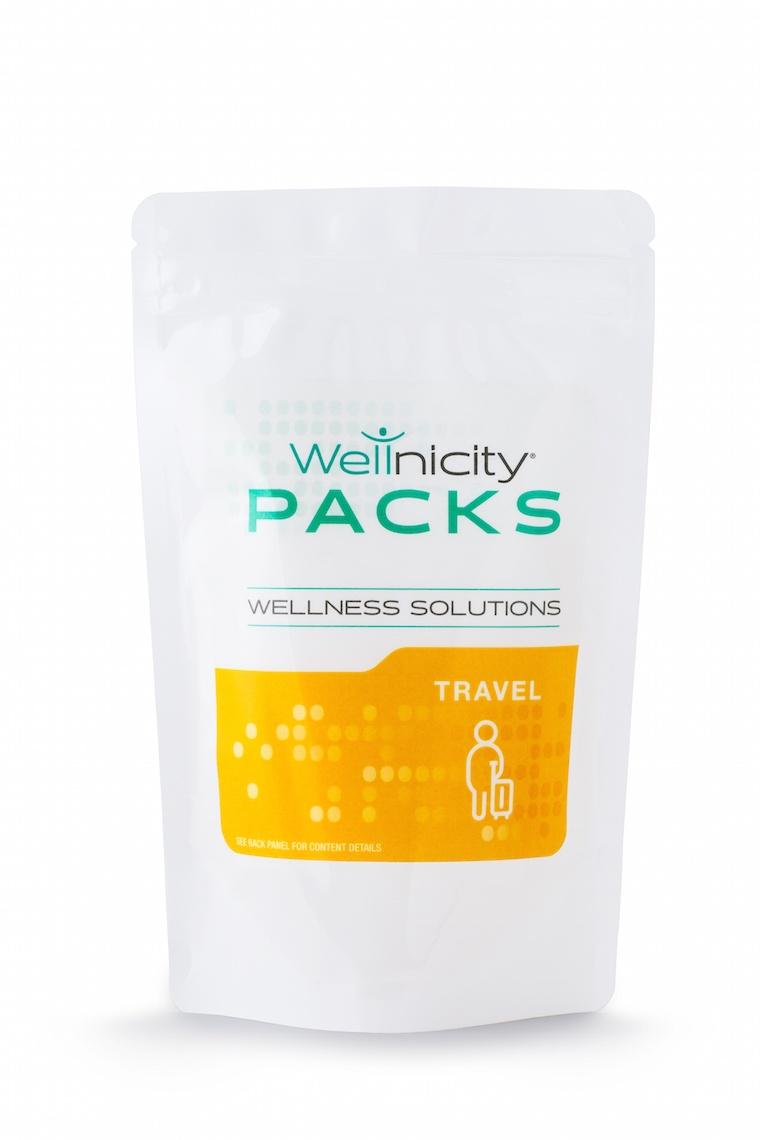 wellnicity travel pack
