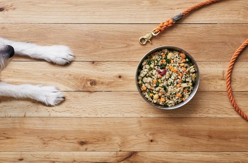 Pet food is getting healthier