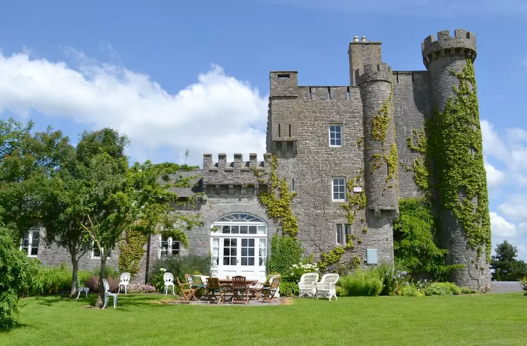 European castles you can book on Airbnb