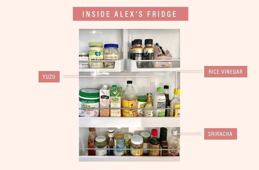 Alex Thompoulos Refrigerator Look Book