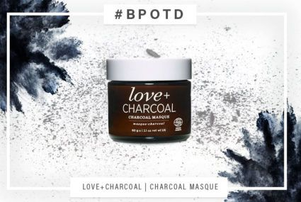 one love organics charcoal mask