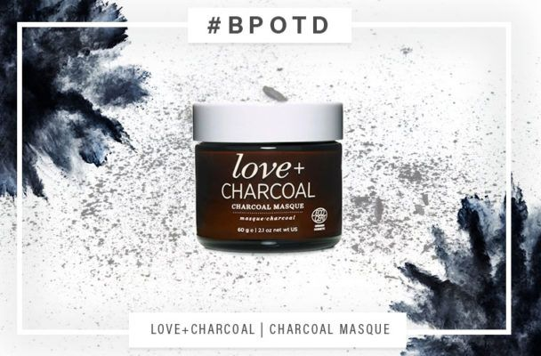 #BPOTD: A buttery-soft charcoal mask that clears pores—without over-drying