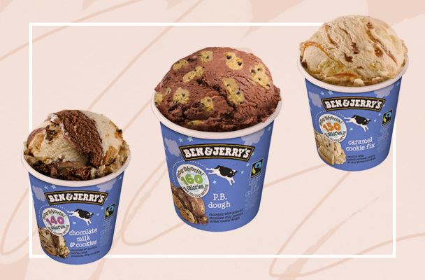 Ben & Jerry's just launched a line of healthier-for-you ice cream—and here's the verdict