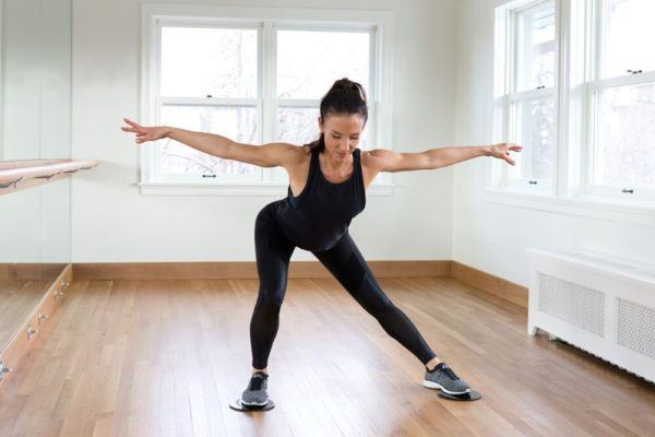 Thumbnail for Exclusive: Pure Barre creator Carrie Dorr launches new digital fitness platform