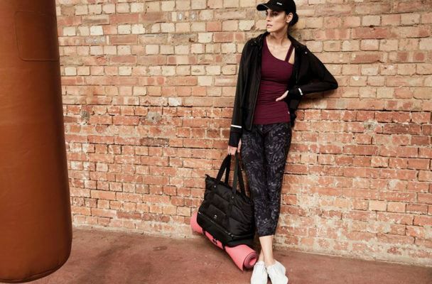 14 yoga gym bags that also stow your yoga mat seamlessly