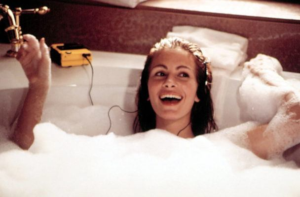 The bath scenes from movies that you'll want to replicate in your home