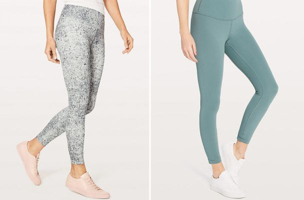 Why *this* type of legging can help make your legs look longer