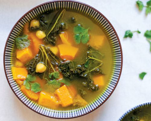 The immunity-boosting soup to make the second you start feeling sick