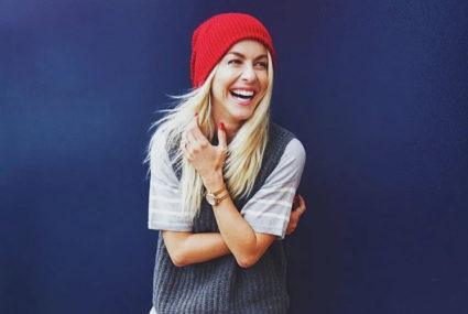 The best advice Julianne Hough ever received led her to wellness