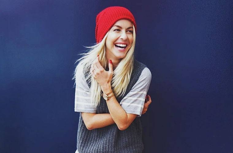 Julianne Hough's best piece of career advice