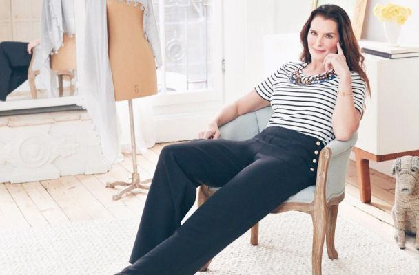 The moment Brooke Shields decided to prioritize her sense of authenticity