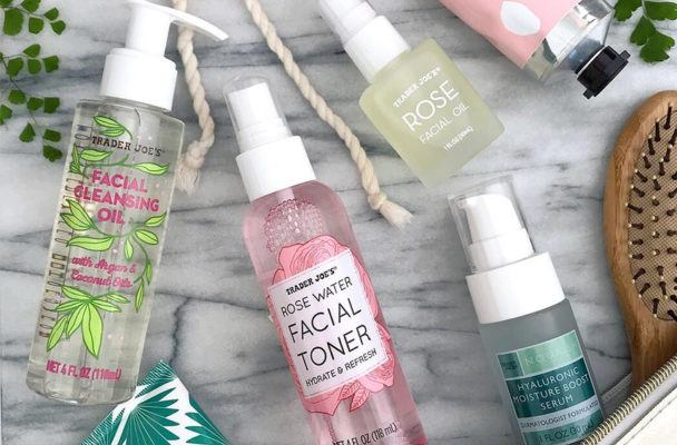 You can now get your rose-water beauty-product fix on the cheap at Trader Joe's