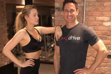 Blake Lively opens up about postpartum fitness