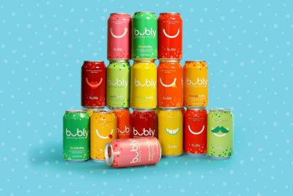 PepsiCo just introduced a line of brightly colored LaCroix-esque beverages