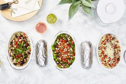 Quinoa might become part of Chipotle's menu