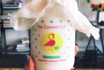 The genius tip to make your pricey, probiotic-packed Coconut Cult yogurt last way longer