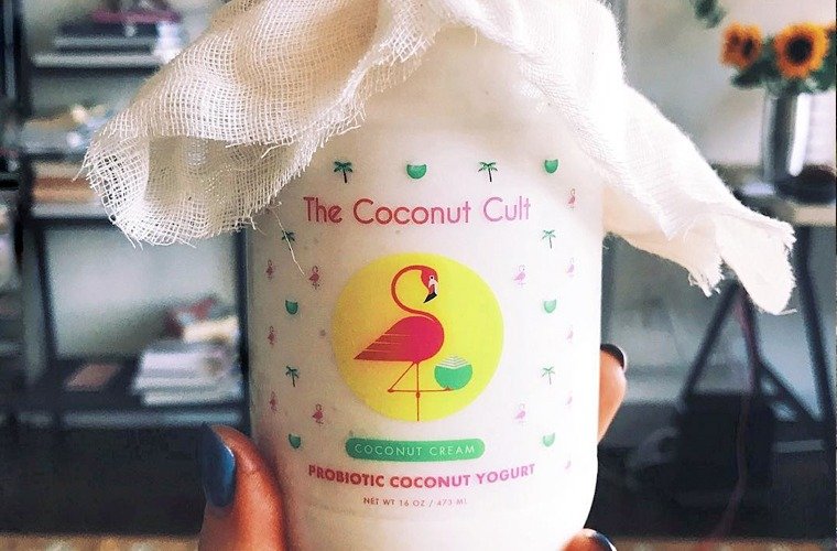 How to make Coconut Cult yogurt last longer | Well+Good