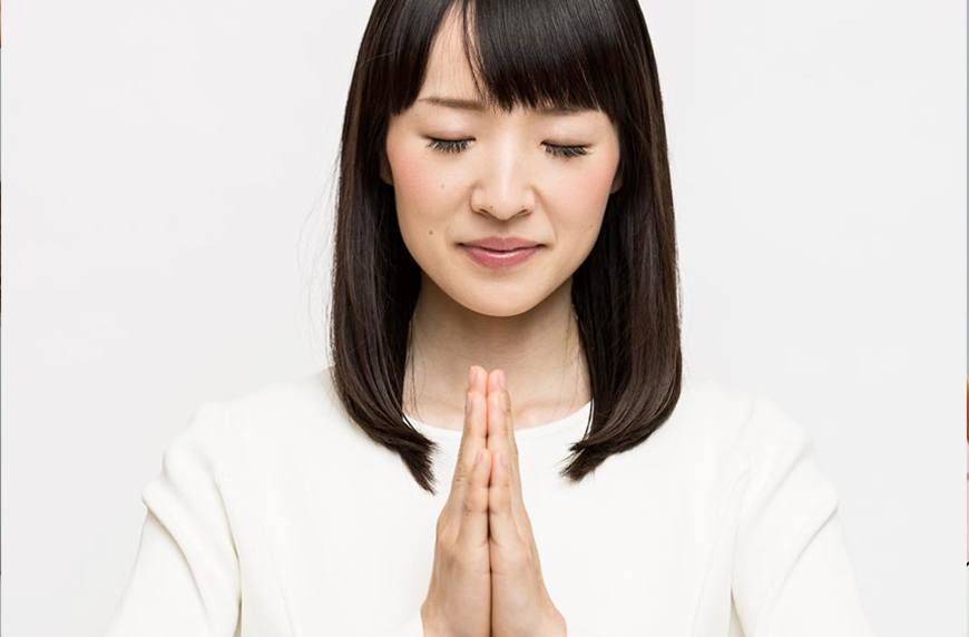 Organisational guru Marie Kondo is getting her own Netflix series