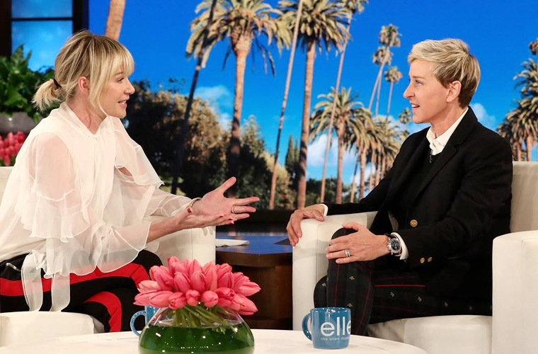 Thumbnail for Portia De Rossi's Birthday Gift to Ellen Degeneres Proves *This* Quality Beats Love