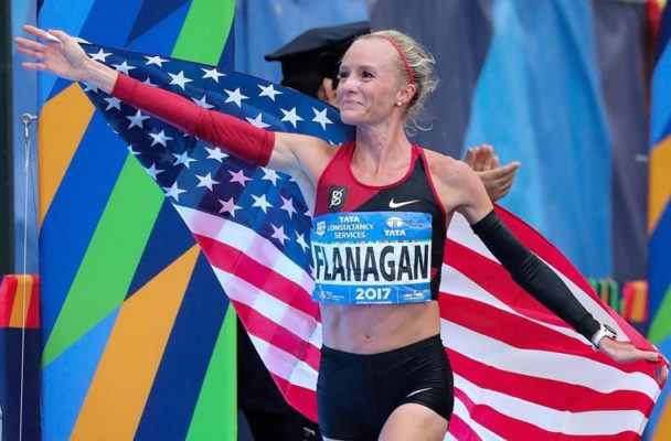 Reach *all* your goals with this tip from a marathon champ (and Super Bowl ad star)