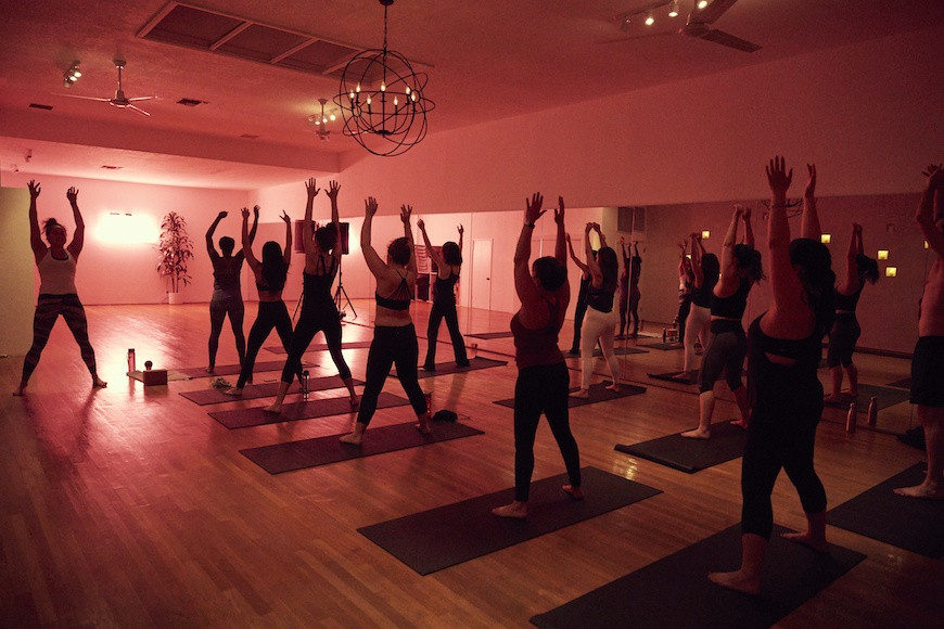 Thumbnail for You have to try these 10 new fitness studios next time you're in LA