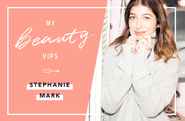 The one product Stephanie Mark swears by for her lashes