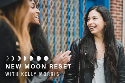 It's new moon time! Assemble your crew for this guided ritual