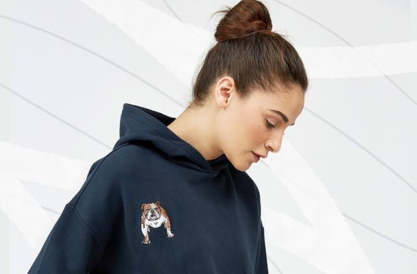 Celebrate the Year of the Dog with this Chinese-zodiac-inspired hoodie