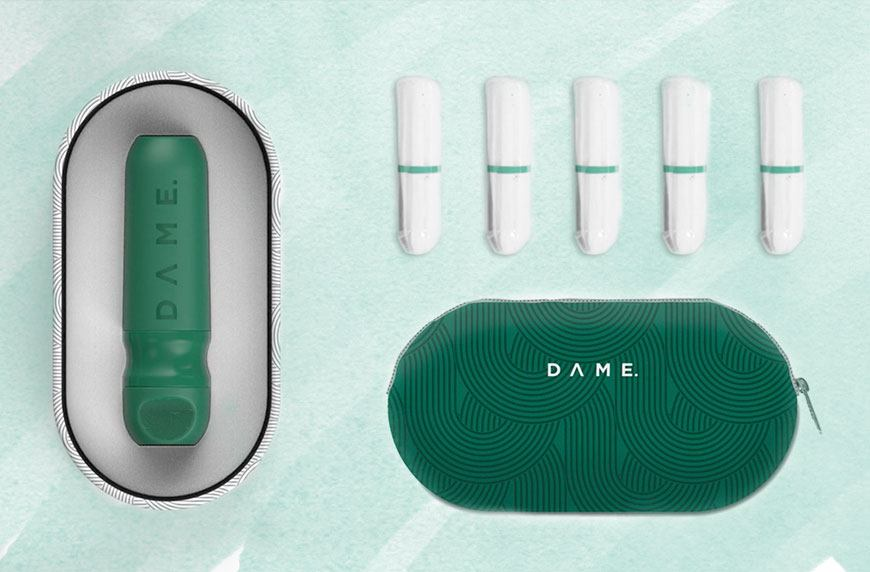 Thumbnail for This reusable tampon applicator is environmentally friendly—but would you use it?