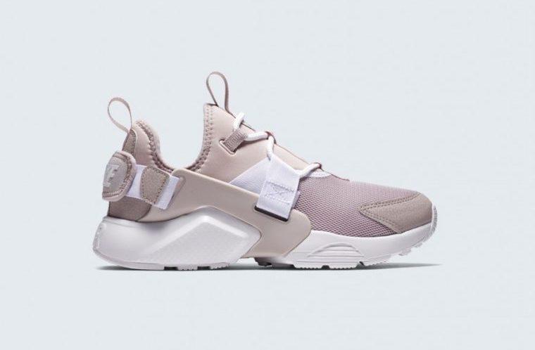 Nike Air Huarache City Low Sneaker, $120, Bandier