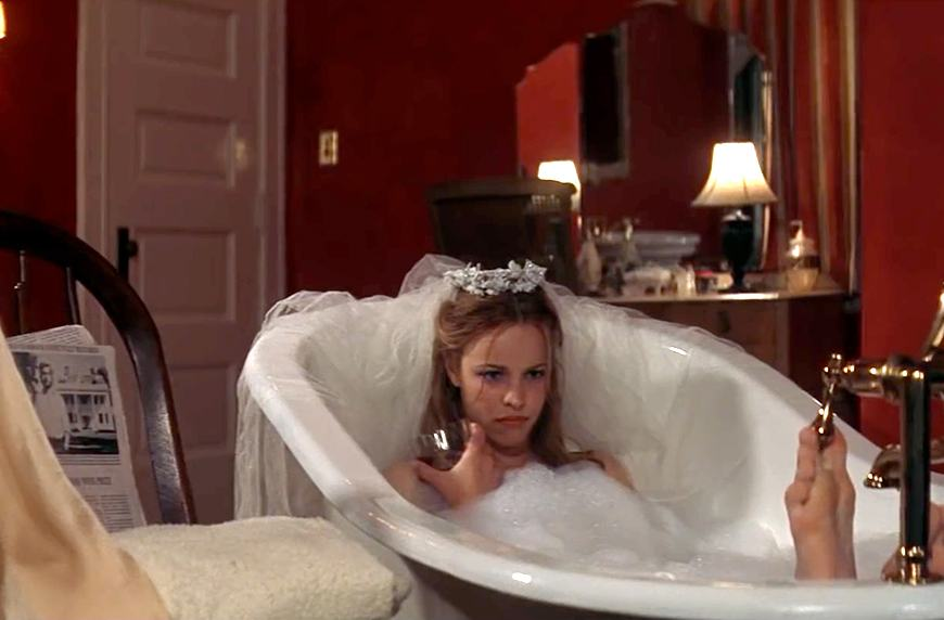 5 iconic bath tub scenes from movies | well+good