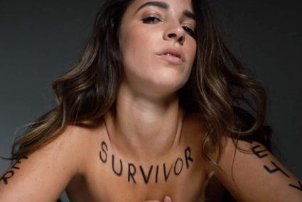 """How Aly Raisman used the """"Sports Illustrated"""" Swimsuit Issue as an empowering platform"""
