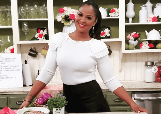 What boxing champ Laila Ali eats to power her intense, hour-long workouts