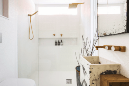 5 homes with dreamy bathrooms available via Airbnb's new, luxe feature