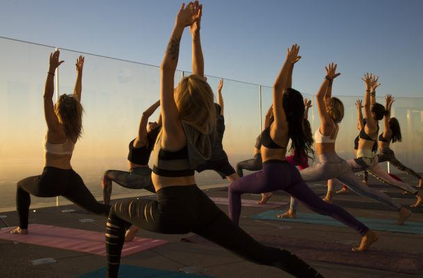 You have to try these 10 new fitness studios next time you're in LA