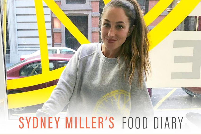 What one SoulCycle instructor ate every day for a week