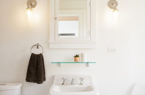 How to give your bathroom a spa-worthy makeover for under $100