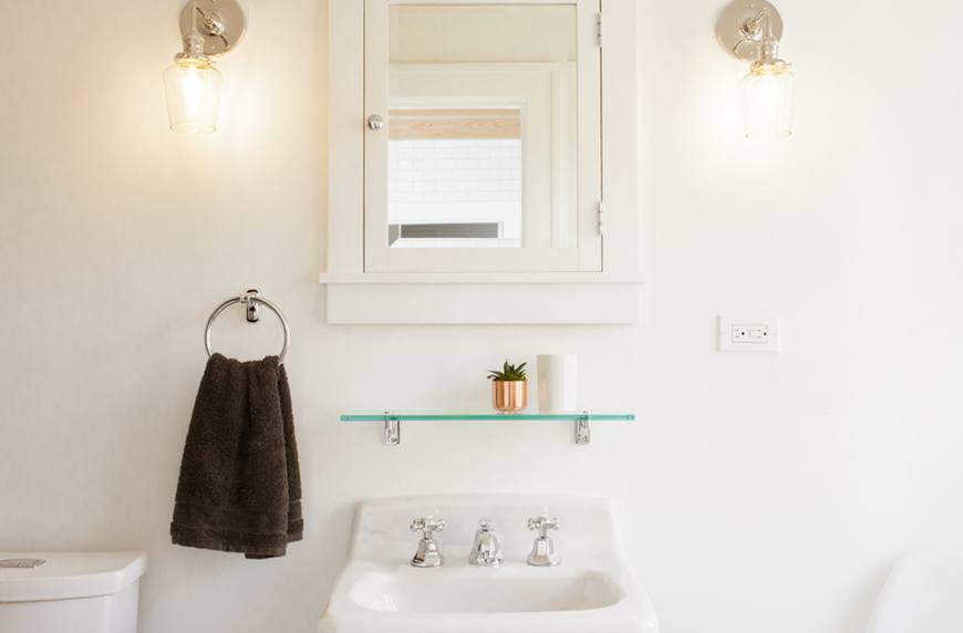 Thumbnail for How to give your bathroom a spa-worthy makeover for under $100