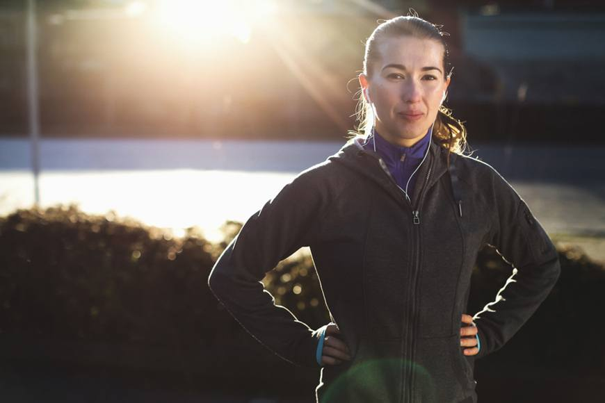Tips for staying motivated from Olympic trainers