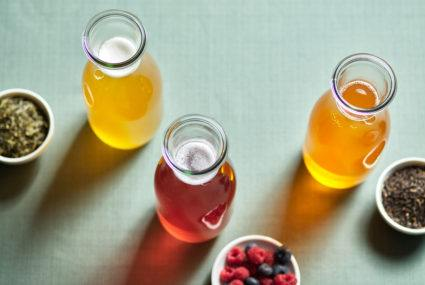 Kombucha sales spike 37.4 percent this year