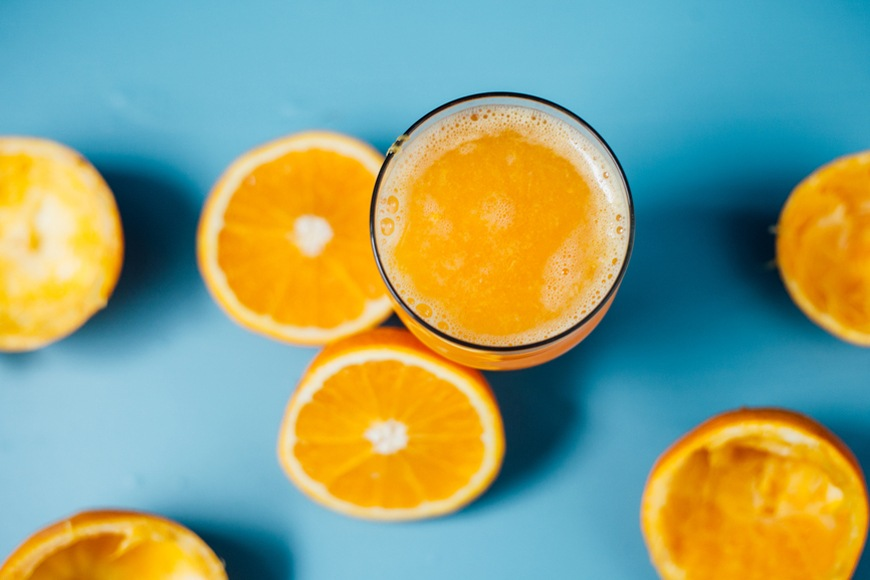 Can orange juice prevent or cure the flu?