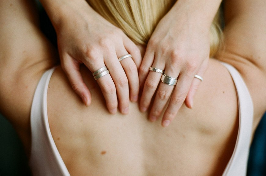 Thumbnail for The Jewelry You Should—and Shouldn't—Work Out in, According to Pros