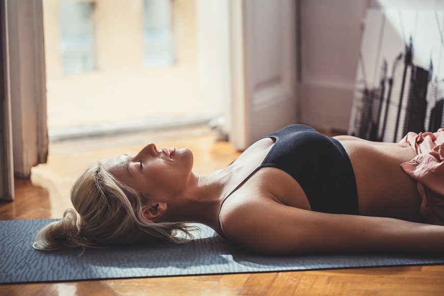 How to keep your post-yoga high after you leave the studio