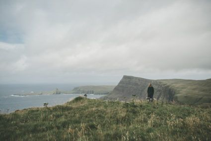 You can *buy* this minimalist Scottish island for a lifetime of digital-detox getaways