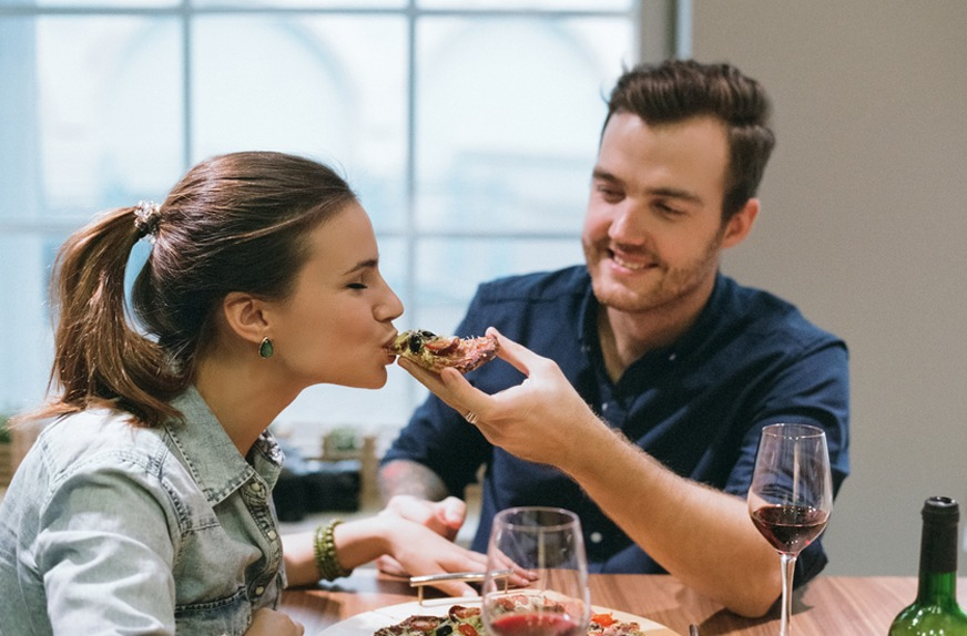 Thumbnail for A low-key V-Day is what happy couples crave, survey results show