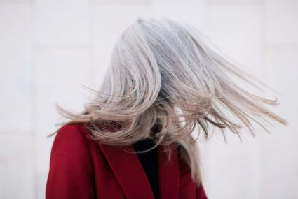 Young women are embracing their gray hair like never before—and I, for one, am rooting for it