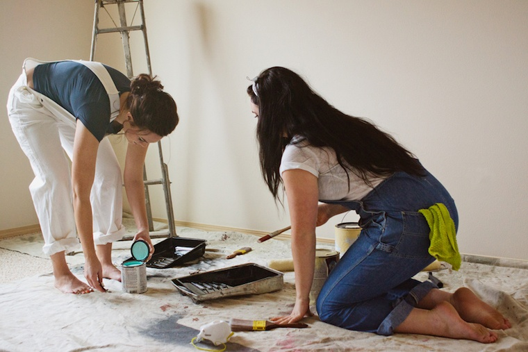 Look for better paint when it comes to upgrading your home