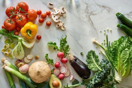 A vegan diet may help you stave off arthritis, study shows