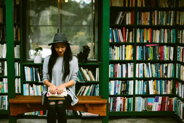 The genius way one bookstore is celebrating International Women's Day